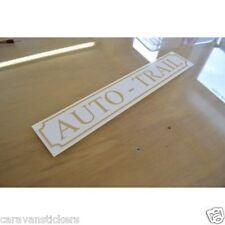 Autotrail Classic Nombre Adhesivo Calcomanía Gráfico: (versión impresa) - Single