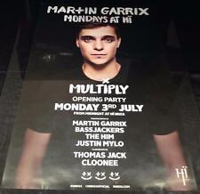 "MARTIN GARRIX ""MULTIPLY"" @ HI IBIZA CLUB 2017 - IBIZA CLUB POSTERS - EDM MUSIC"