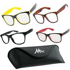 Unisex Eyeglasses READING GLASSES +0.5 +1.00 +2.00 +3.00 with Box ,Case,Cloth