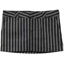 Dickies Girl - Pinstrip Mini Skirt