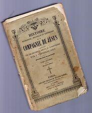 histoire de la compagnie de jesus -  1846