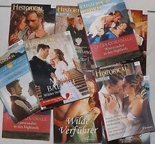 Historical Liebesromane, zum selber aussuchen Cora-Verlag ungelesen