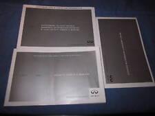 2003 INFINITI G35 SEDAN OWNERS MANUAL OWNER'S
