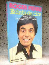 Roger Pierre: éclats de rire, ou ma vie, mon oeuvre, ma valise ! 1982