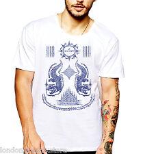 Thai Boxing T-shirt, Muay Thai Martial Arts, UFC, MMA, Kickboxing Men Cotton Tee