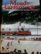 Mondo Ferroviario 140 1998 Tram Stubaitalbahn - Lima H0