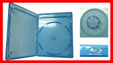 New 20 Pk VIVA ELITE Blu-Ray Case Single 1 Disc Storage Holder 12.5 mm Standard