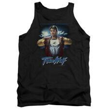 Teen Wolf Poster Mens Tank Top Shirt Black