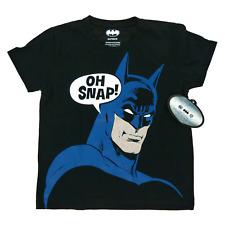 """Tee-shirt  manches courtes """"batman """"garçon 3/5 ans"""