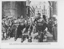 Anthony Quinn barechested VINTAGE Photo Barabbas