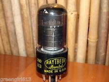 Vintage Raytheon 6SA7 Vacuum Tube