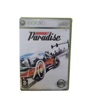 Burnout Paradise (Sony PlayStation 3, 2008) disco casi nuevo pal completa