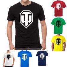 World of tanks WoT online game gamer symbol logo geek nerd t-shirt
