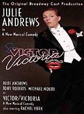 Victor Victoria (DVD Movie) Julie Andrews Original Broadway Cast