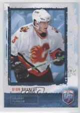 2006-07 Upper Deck Be a Player #64 Dion Phaneuf Calgary Flames Hockey Card