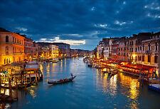 Wandaufkleber aufkleber deko : Venedig - ref 1538 (16 größe)