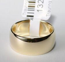 1 Trauring Ehering Hochzeitsring Gold 750 Poliert - Breite 8mm - Sonderangebot !