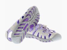 New Khombu Girls Kids Closed Toe Sport Sandal Shoe (Little Kid & Big Kid)