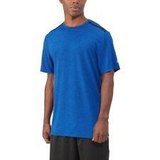 Russell Men's Training Fit Performance Mesh Tee Size  38-40 Medium,  3XL 54-56