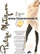 Collant donna Matignon coprente che mantiene il calore corporeo art Thermo Effet