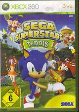 """"""" Sega Superstars Tennis """" (X-Box360)"""