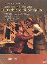 Rossini - Il Barbiere di Siviglia / Santi, Kasarova, Lanza, Macias, Ghiaurov, Ch