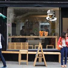 Free Wi-Fi Inside Internet Cafe Business Store Window Wall Shop Decal Sticker