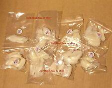 * Lamour Professional Nail Tips PHALE NATURAL 0-10 Choose Made in USA