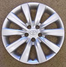 "Genuine Toyota Corolla  2011 2012 2013 16"" Wheel cover Hub cap 10 spokes"