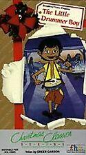 The Little Drummer Boy (VHS)