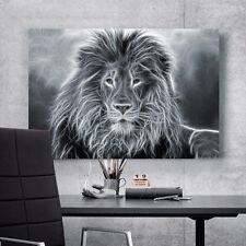 3D Lion Picture Wall Stickers Vinyl Murals Wall Print Decal Deco Art AJ STORE AU