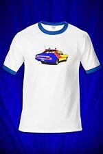 Mad Max V8  Interceptor vintage Hot Rod T-SHIRT FREE SHIP USA