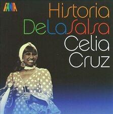 FREE US SHIP. on ANY 2+ CDs! NEW CD Celia Cruz: Historia De La Salsa Original re