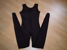 Mens Pro. Ballet Dance Unitard Black & White all sizes