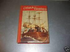 L'ISOLA DEL TESORO - R.L.STEVENSON  -CAPITOL 1959*