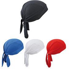 Bandana Chapeau Foulard - 4 Couleurs Style De Course Baseball Cap Wicking Tissu euro