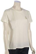 Rip Curl Beach Stitch SS T-Shirt - Vanilla - New