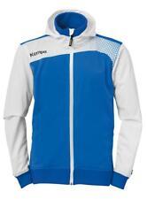 Kempa Emotion Kapuzenjacke Handball Herren Sportjacke blau / weiß