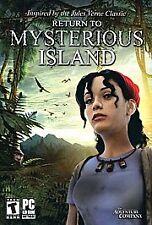 Return to Mysterious Island (PC, 2004) runs on Windows 10