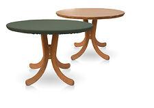 Eigbrecht 146008 Wood Cover Abdeckhaube Schutzhülle für Tischplatte rund 80cm