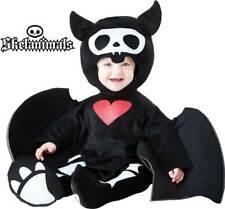 Fly As Diego The Bat Cute Jumpsuit Costume Skelanimals Licensed Infant Boys