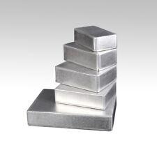 Neu Aluminium Gehäuse Box Platinen Elektronik Netzteil Montage Verteilerkasten