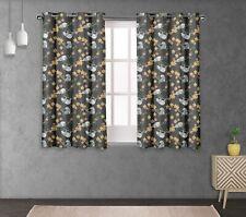 S4sassy Bear & Living Room Eyelet Curtain Drapers-FL-525F