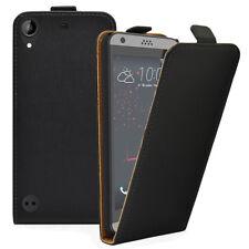 Etui Coque Housse PU Vrai Rabat Flip Cover pour HTC Desire 530/ Desire 630