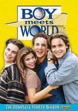 Boy Meets World Season 4 (DVD, 2010, 3-Disc Set)