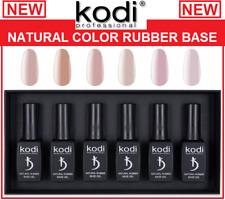 NEW! Kodi Natural Rubber Base 12ml. Camouflage / Color, Pink, Beige, Rose, Ivory