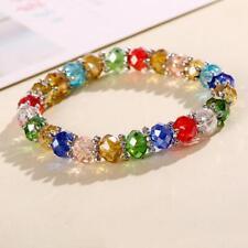 Kids Girls Children butterfly colorful Nice Charm Bracelet Ladies Jewellery Gift