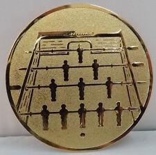Kicker Embleme Emblem Pokalembleme Ronden Angeln Sport 50mm Pokale Pokal