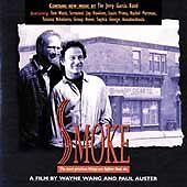 """NEW SEALED """"Smoke"""" Soundtrack Cassette Tape   (G)"""