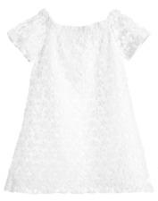 RALPH LAUREN girls white guipure lace Occasion DRESS 5/6Y 6/7Y cotton BNWT